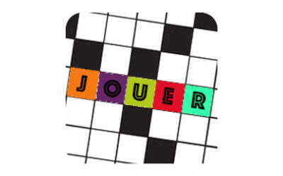 Play a crossword game about the seasons in French