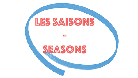Learn the four seasons in French